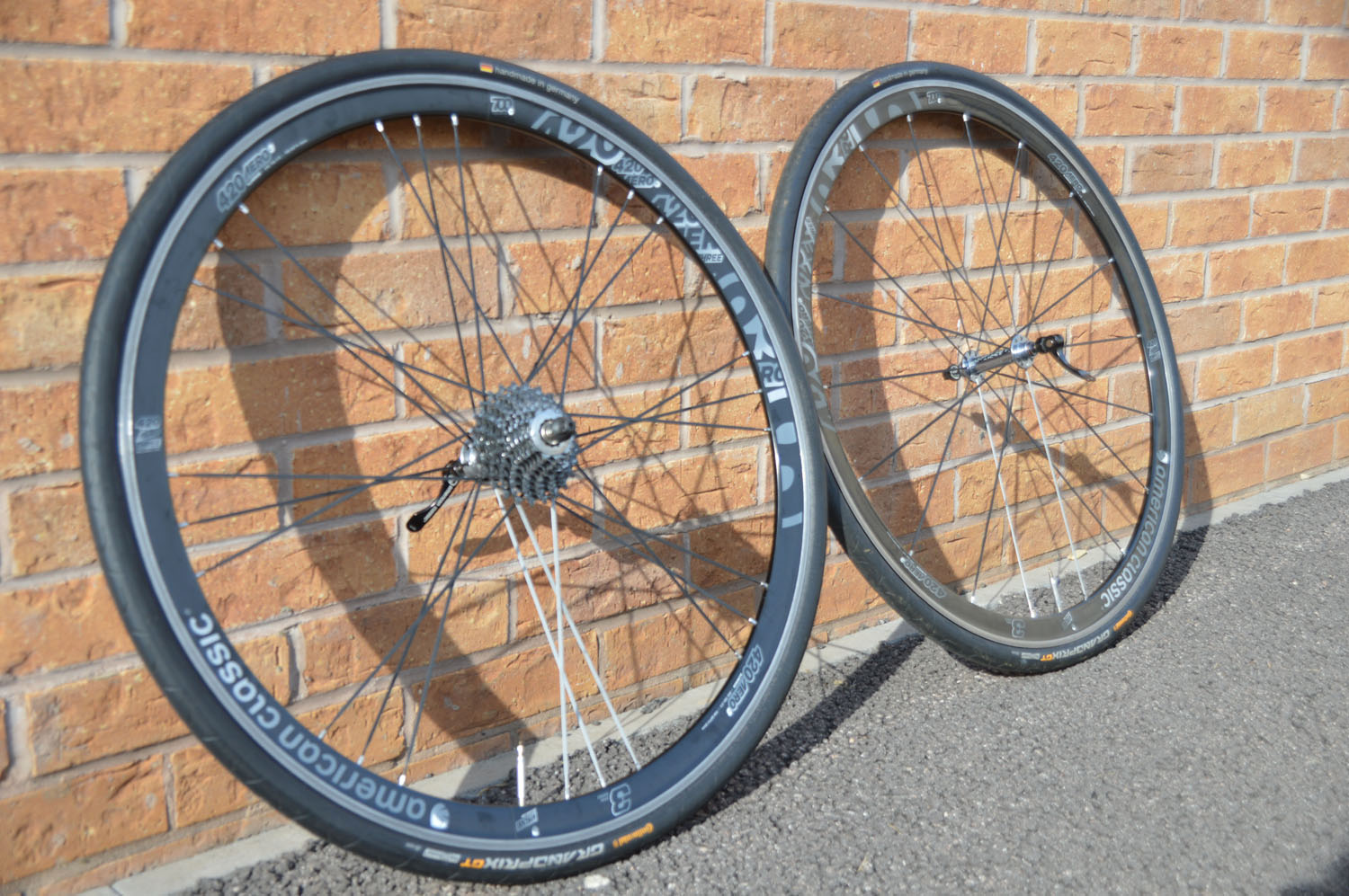 American classic 420 aero 3 clincher wheelset 600 the for American classic 3