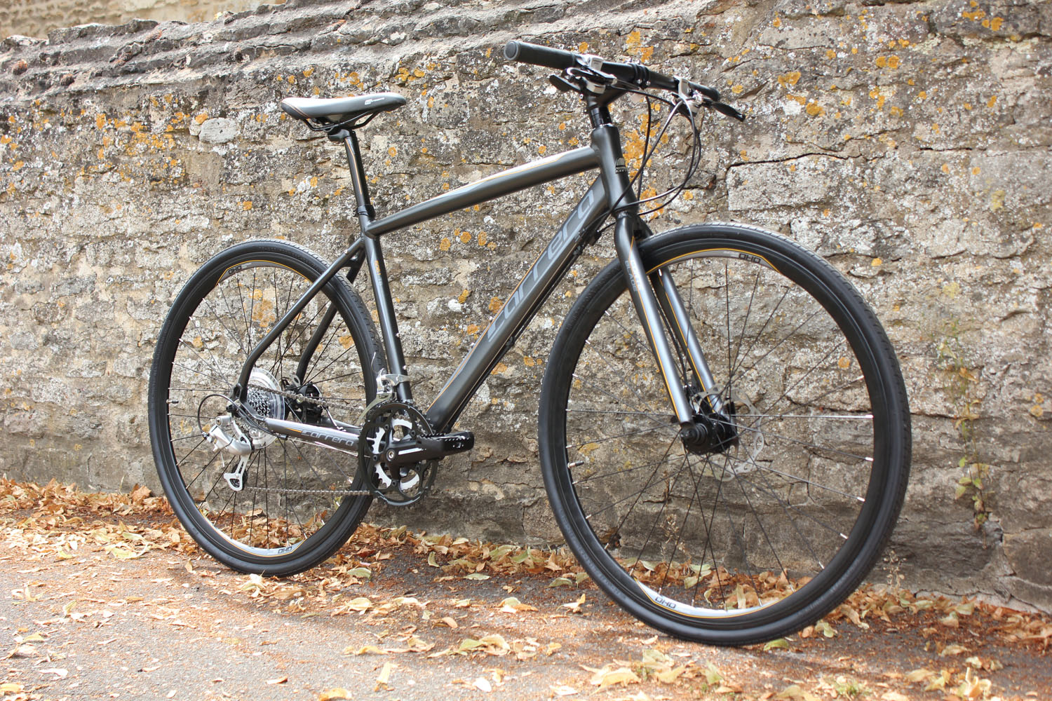 Carrera Gryphon 2011 Review The Bike List