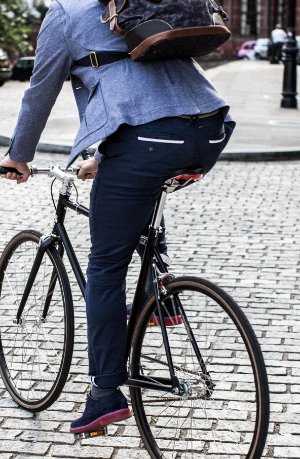 669f509f0 Ted Baker has created a range of clothing that will take you straight from  bike to office bar